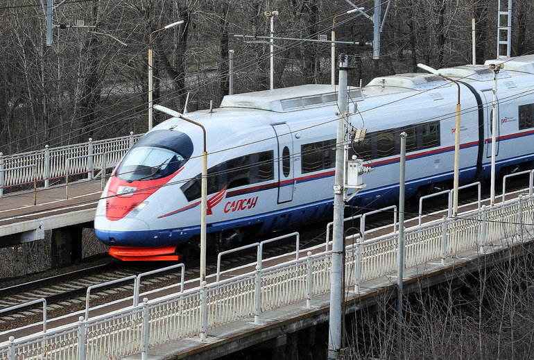 РЖД откажется от дистанцированной рассадки пассажиров с 29 мая