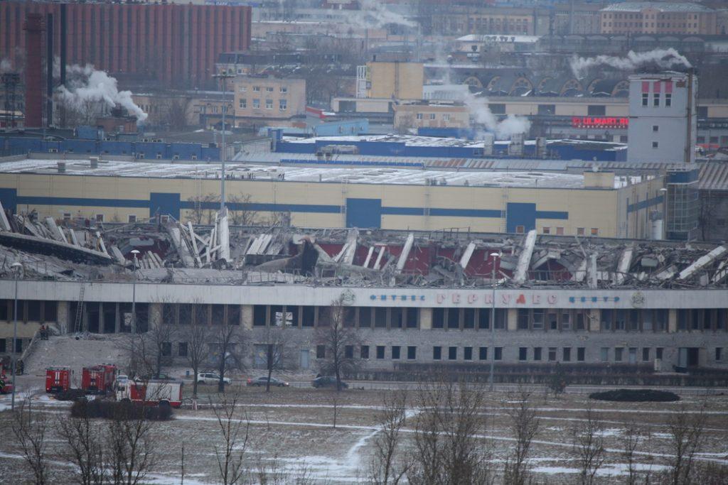 Власти Петербурга не будут выделять 10 млрд рублей на проект нового СКК в 2020 году