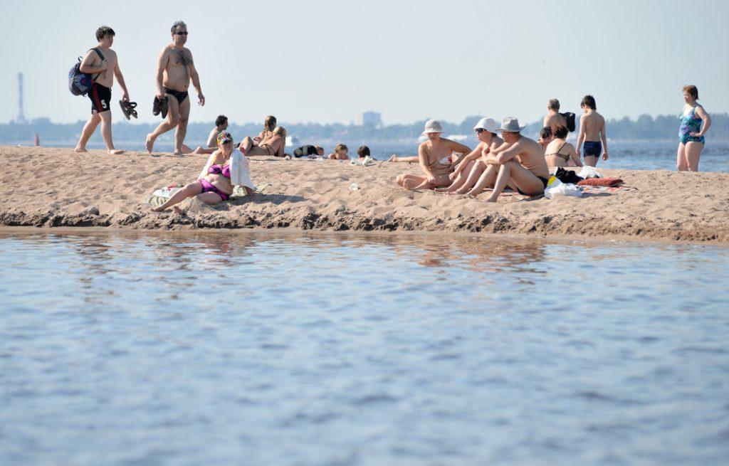 Россиян ждет жара во второй половине лета