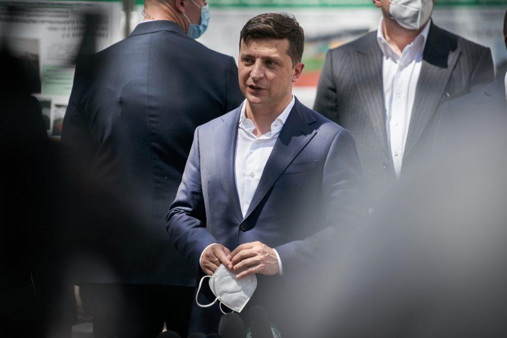 Зеленский назвал дату личной встречи с Байденом
