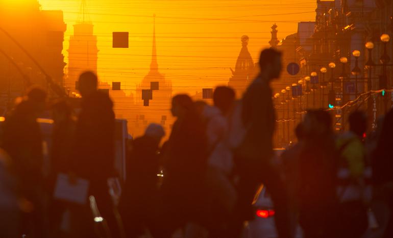 Всего 6% петербуржцев имеют иммунитет к коронавирусу
