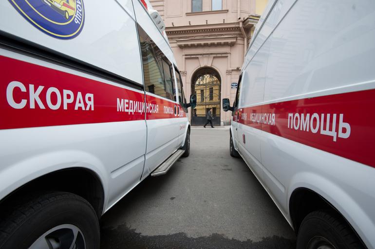 В одной из школ Василеостровского района заподозрили массовое отравление