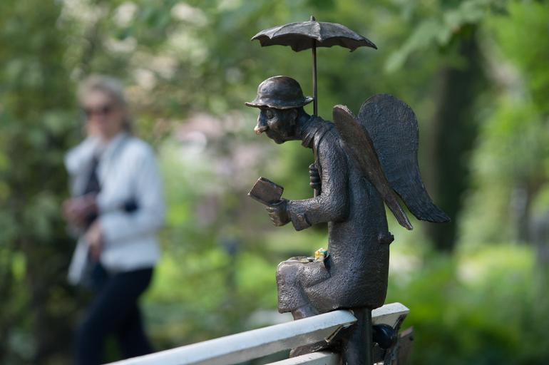 Измайловский сад открывается с 1 июля после карантина
