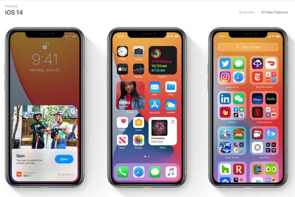 Apple представила новую операционную систему для iPhone