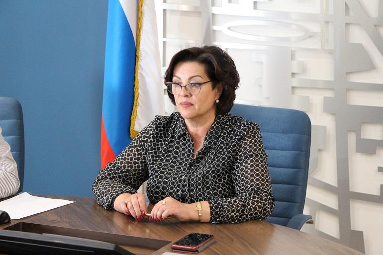 Жанна Воробьева покинула пост главы комитета по образованию