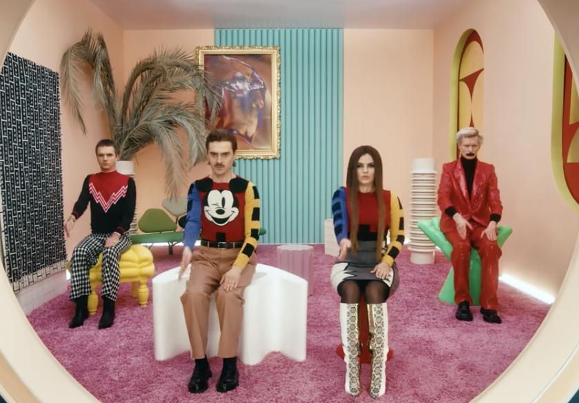Группа Little Вig получила приз за самый «трешовый» клип на фестивале в Берлине