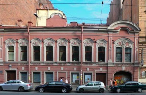 Особняк Турчаниновой на Васильевском острове превратят в элитную гостиницу