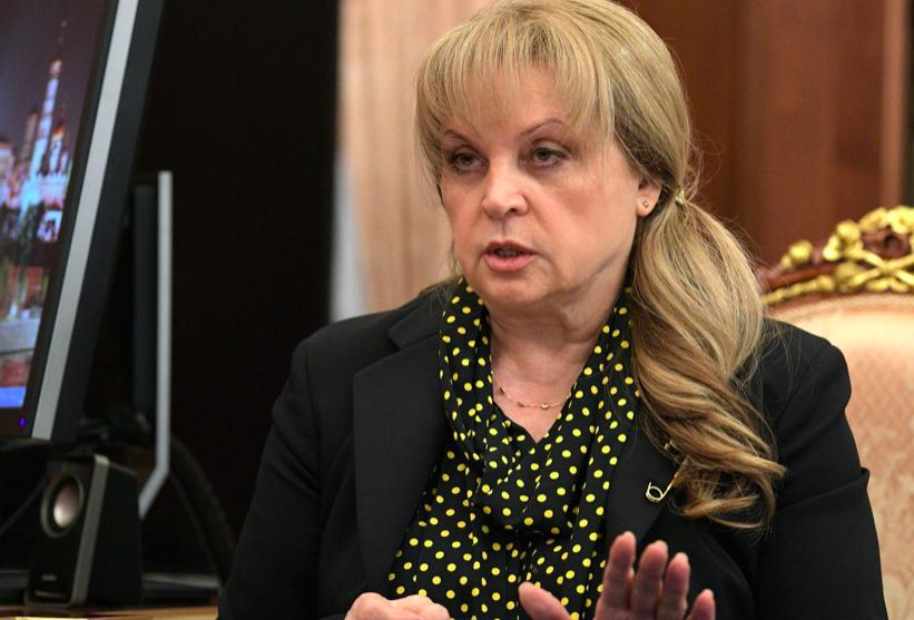 Глава ЦИК заявила, что в Петербурге есть «пятая колонна», которая препятствует выявлению нарушений