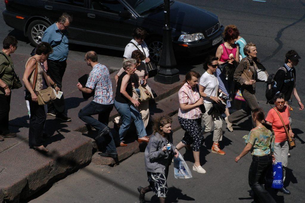 В воскресенье жителей Петербурга ждет +25 градусов тепла
