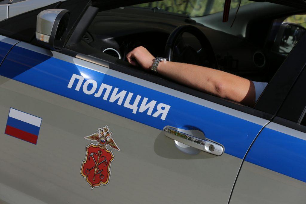 Дорожный конфликт на Выборгском шоссе в Петербурге закончился стрельбой