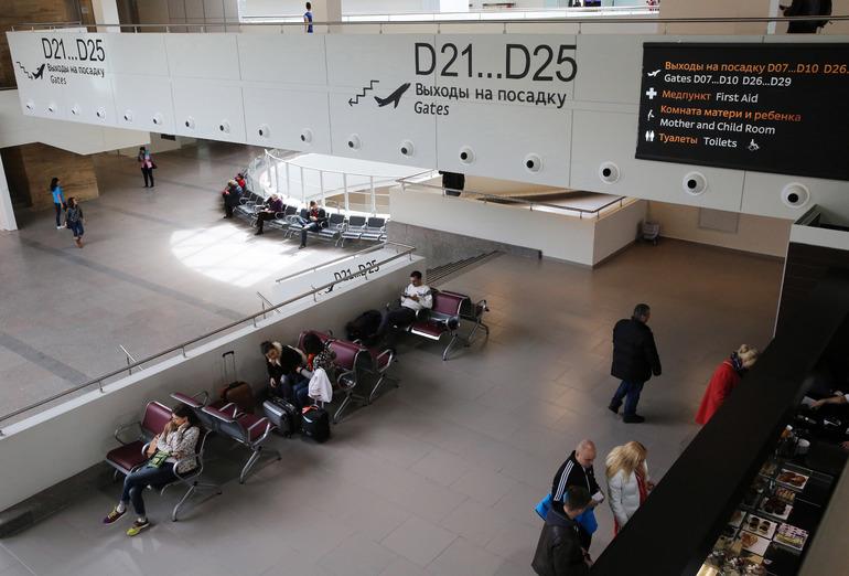 В Пулково во вторник отменили 25 рейсов