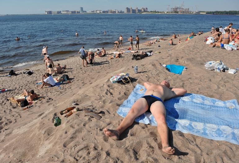 Колесов обещает жаркую сухую погоду в конце июля