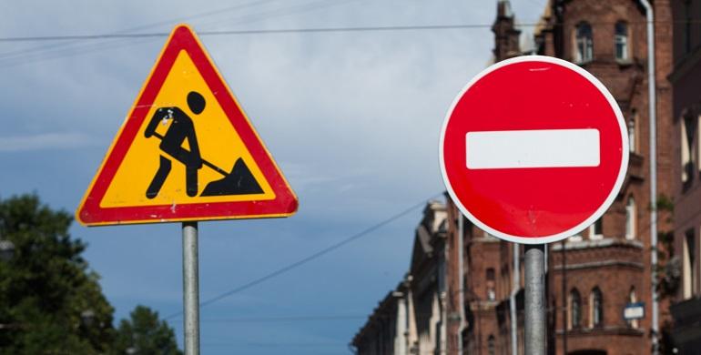На ремонт дорог Петербургу выделят 4,7 млрд рублей в 2021 году