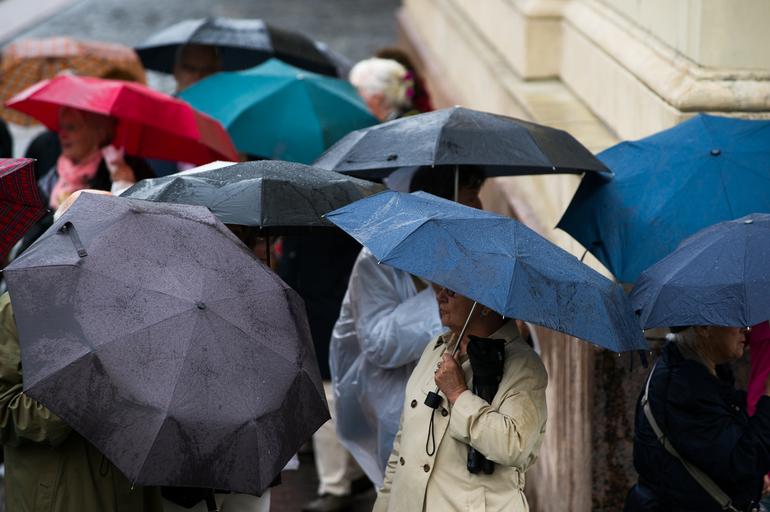 В Ленобласти объявлено штормовое предупреждение из-за ливней и гроз