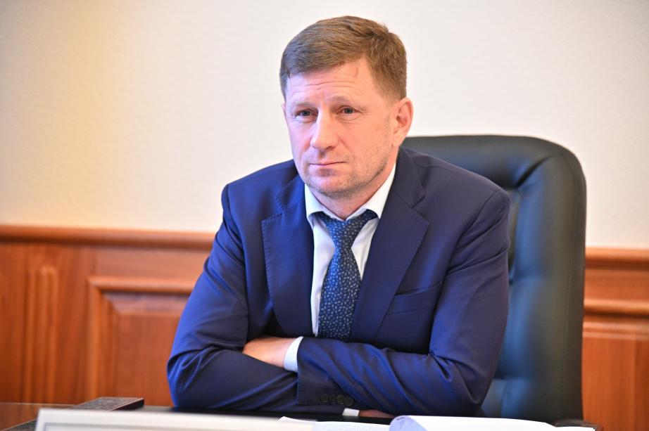 Экс-губернатор Хабаровского края Фургал заразился коронавирусом