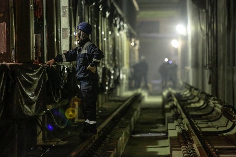 Эксперты назвали проект метро от Ветеранов до Пушкина ненужным