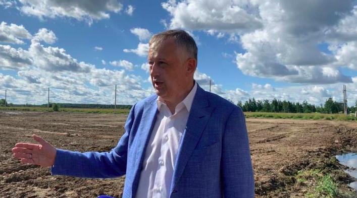 Дрозденко заявил о необходимости усиления контроля за свалками в Ленобласти