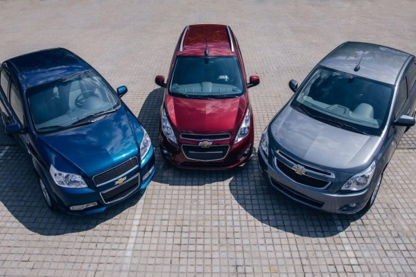 Новый дилер Chevrolet с моделями Spark, Nexia и Cobalt выходит на петербургский рынок
