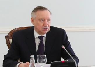 Белов проверил ход строительства поликлиники в Приморском районе