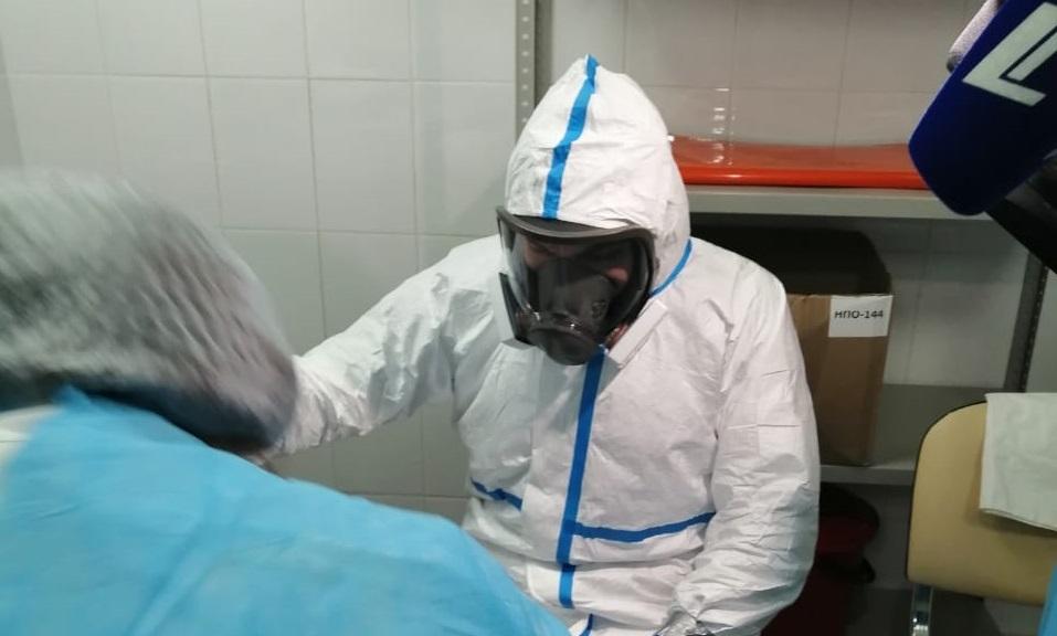 Год назад в Петербурге началась коронавирусная эпидемия