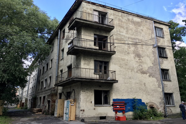Кондратьевский жилмассив отремонтируют до конца 2022 года
