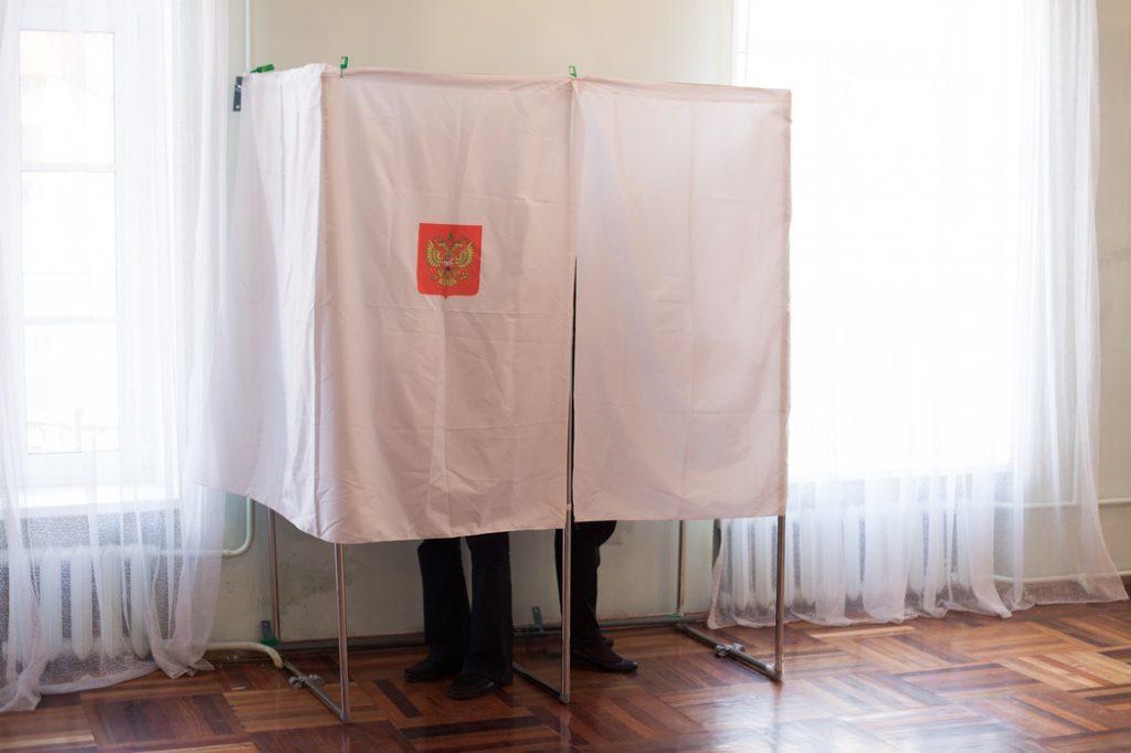 ЦИК обработал 95,61% бюллетеней: за поправки 78,04% избирателей