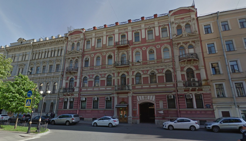 В Петербурге пройдет ремонт в здании бывшего генконсульства США