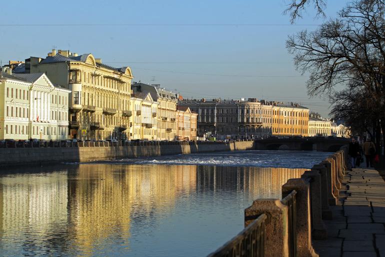 В Петербурге ремонт получат три набережные в 2021 году