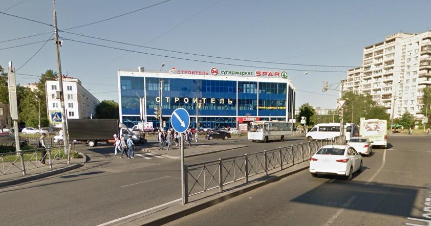 Метро Проспект Ветеранов Магазины