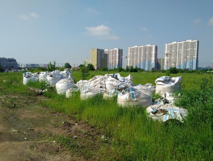 Власти Петербурга вновь изменяют схему территориального обращения с отходами