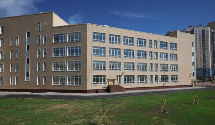 В Невском районе сдали в эксплуатацию школу на 825 учеников