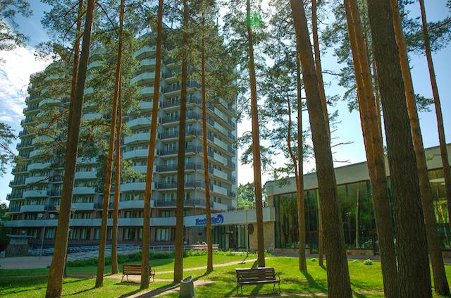 Зеленогорский суд оштрафовал санаторий «Балтийский берег» за случаи COVID-19 среди сотрудников