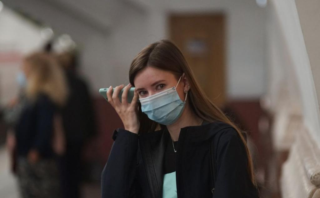 В России впервые с февраля выявили более 12 тыс. зараженных коронавирусом