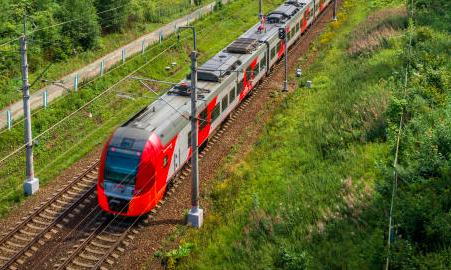 Дополнительные пригородные поезда назначаются в дни матчей UEFA EURO 2020