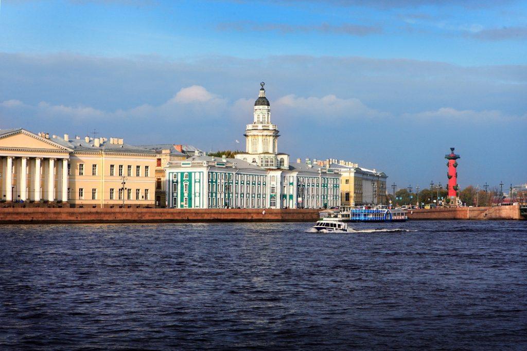 В Петербурге установлен температурный рекорд