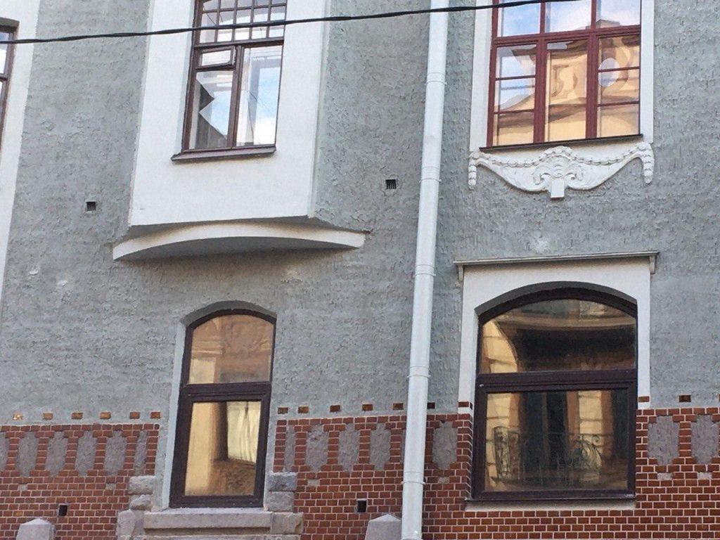 КГИОП до сих пор не принял капремонт дома Циммермана на Каменноостровском проспекте, 61