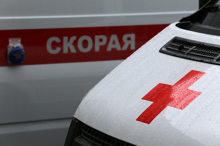 В Колпино в ДТП с маршруткой пострадал водитель легковушки