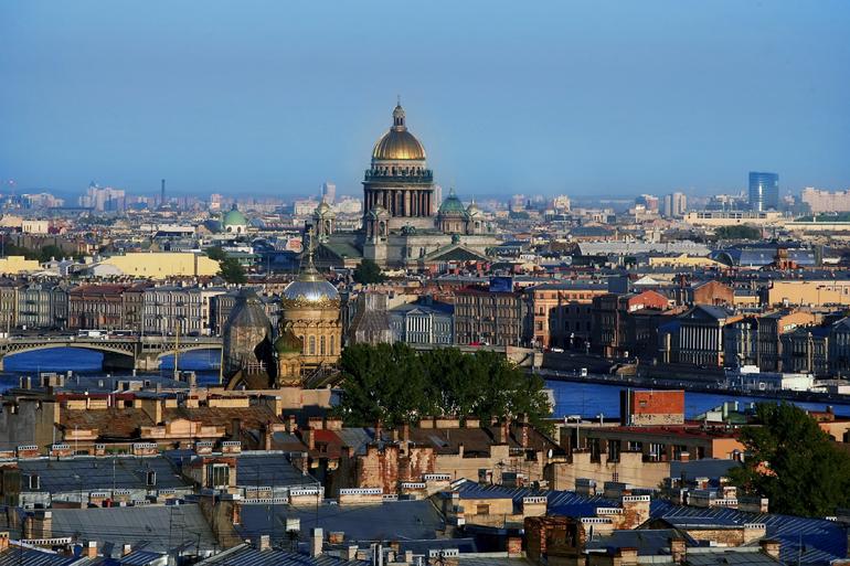 Немцы дали Петербургу пятое место в рейтинге самых красивых городов Балтики
