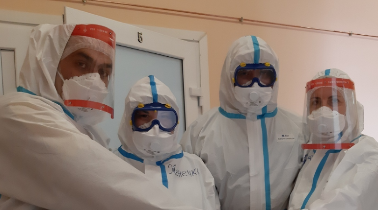 В Петербурге за сутки коронавирус унес жизни 33 человек