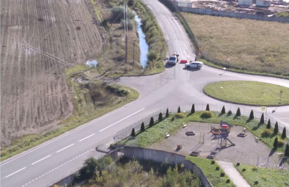Михайловскую дорогу закрыли на ремонт, а жителям Парголово пришлось бороться за альтернативный маршрут