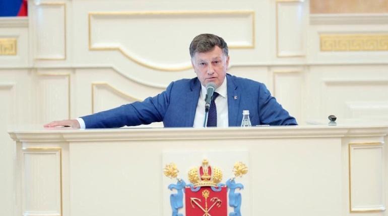 Макаров на заседании ЗакСа сравнил приезд Навального с революцией 1917 года