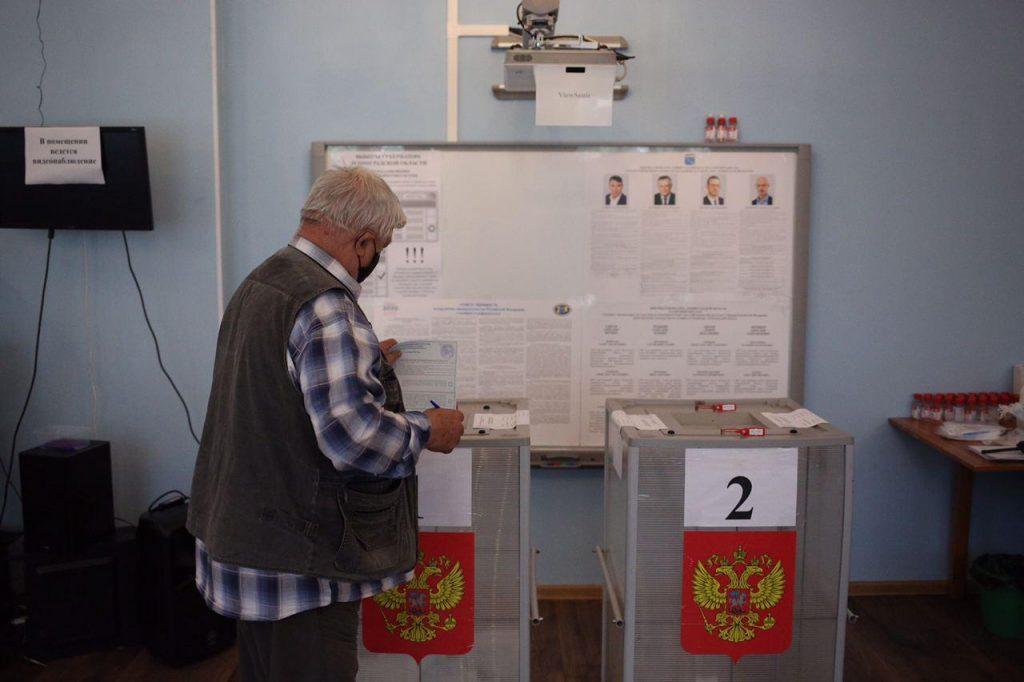 Волонтерам Ленобласти предложили активнее участвовать в политике