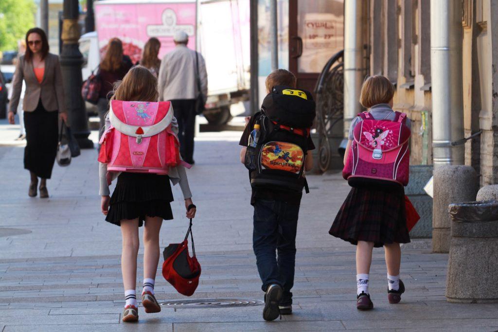 В петербургских школах создали систему адаптации детей иностранных граждан