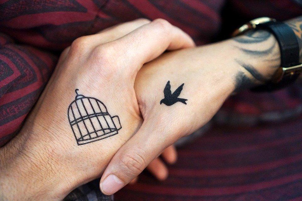 Татуировки пагубно сказываются на терморегуляции кожи