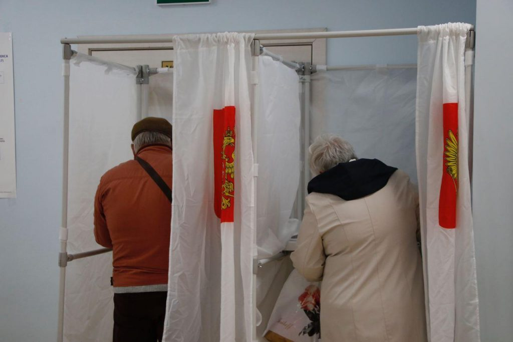 Как проходит последний день выборов в Петербурге — в материале Gazeta.SPb