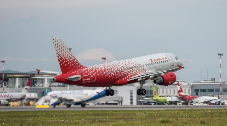 Регулярные рейсы из Пулково в Женеву будут выполнять на Airbus A320