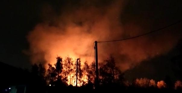 Росприроднадзор организовал проверку по факту пожара на МПБО-2 в Петербурге
