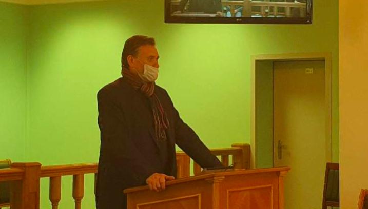 Коллега Соколова: он просил не упоминать при Ещенко имена дочерей