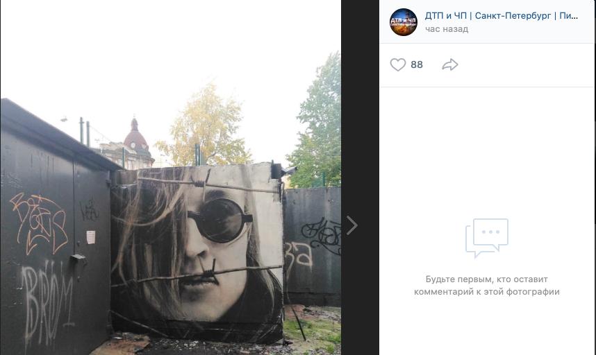 «Ленэнерго» разрешило разрисовать граффити 43 подстанции