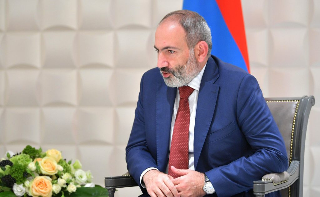 Пашинян назвал разговор с Путиным очень результативным и насыщенными